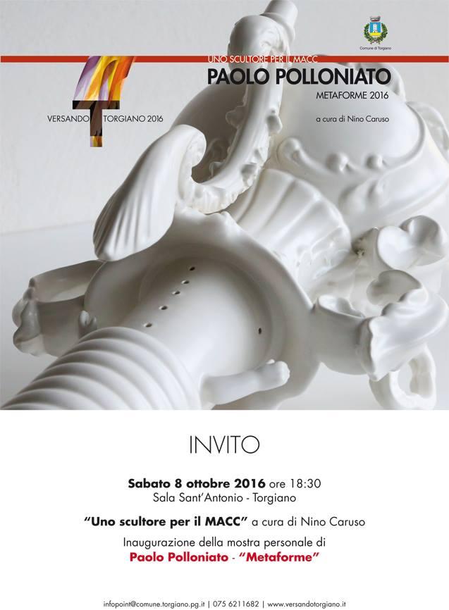 POL – Uno scultore per il M.A.C.C.