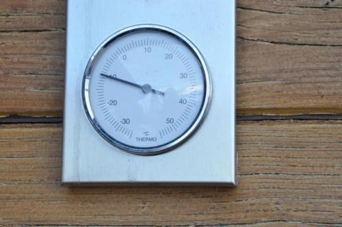 sabato 7 marzo 2020, ore 7.40temperatura -10°C
